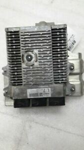 2012 INFINITI QX56 5.6L, 4X2 WITHOUT ADAPTIVE CRUISE, ECU ECM 10306
