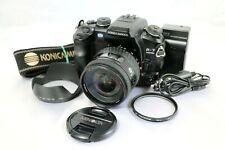 Konica Minolta MAXXUM 7D / α-7 6.1MP Digital SLR Camera w/AF24-85mm lens.strap.