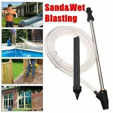 Sandblasting Pressure Washer Sand Wet Blasting Blaster Tube Kit For Karcher