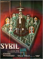 SYBIL Movie Poster / Affiche Cinéma Sally Field & Joanne Woodward
