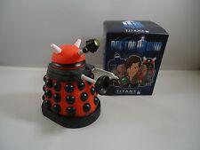 DR Who Titan mini-vinyl  series 1 - Red Dalek
