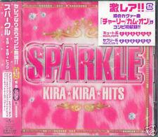 Sparkle: Kira Kira Hits - Japan CD - NEW T.A.T.U.,TRINITY