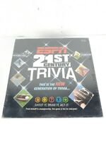 ESPN 21st Century Sports Trivia Board Game Factory Sealed 2007