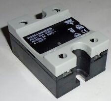 CARLO GAVAZZI 600 VOLT 25A  SSR SOLID STATE RELAY RAM1A60D25 4-32VDC CONTROL NEW