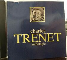 CHARLES TRENET - ANTHOLOGIE - 20 TRACK MUSIC CD - LIKE NEW - H151