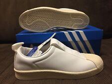 DEADSTOCK Adidas ORIGINAL SUPERSTAR BW3S SLIP Women's 80'S Size 8 US