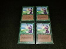 MTG 1x Revised green rare MP Italian FBB Fastbond - ships w/ tracking