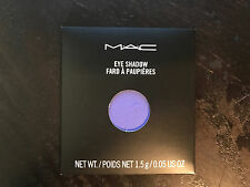 """MAC Eye Shadow REFILL  """" COBALT """" NEW IN BOX authentic from mac stores pro pan"""