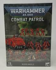 Warhammer 40K 41-25 Blood Angels Combat Patrol SEALED GW NEW