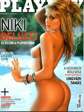 Playboy UNGARN 01/2010  NIKI BELUCCI & IZABELA KUCZERA   Januar/2010