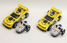 LEGO 2 Pieces 8183 Racers Track Turbo RC Radio Control IR Car Set Lot