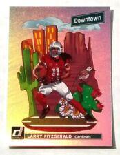 One (1) 2018 Optic Downtown PRIZM Larry Fitzgerald DT-17 Arizona Cardinals