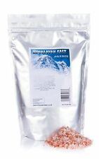 2kg Himalayan Salt coarse grade crystals•Pink•Suitable 4 food use•Natural&pure•