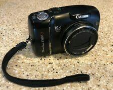 Canon PowerShot SX110 IS 9MP Digital Camera 10X Zoom