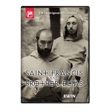 SAINT FRANCIS AND BROTHER ELIAS: AN EWTN DVD