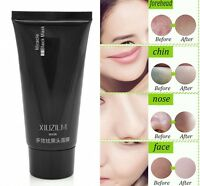 Skin Facial Care Deep Cleansing Peel Off Removal Blackhead Nose Face Mud Mask