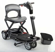 Pride Quest Folding Mobility Scooter with Lithium batteries