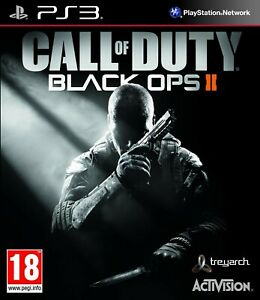 Call of Duty Black Ops 2 II PS3 Castellano