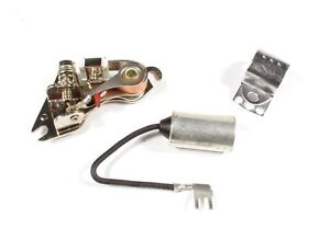 Accel 8101ACC Heavy Duty Replacement Point & Condenser Kit