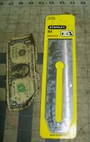 Stanley Replacement Plane Cutter 50MM-2IN #12-313 S2 MADE IN ENGLAND new SEALED