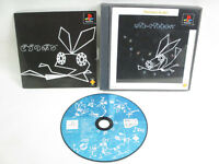 Vib Ribbon The Best Item Ref/C  PS1 Playstation Japan Game p1