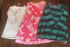 Lot Of 3 Girls Size 5 Designer/ Boutique Dresses. Hanna Adersson, Tea Collection