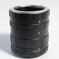 Extension Tube Macro Rings for Nikon