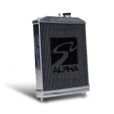 SKUNK2 ALPHA SERIES HALF RADIATOR FOR HONDA CIVIC EF CRX 88-91