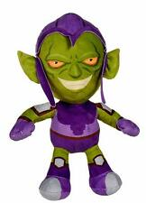 "OFFICIAL MARVEL COMICS SPIDERMAN VILLAINS GREEN GOBLIN LARGE 12"" PLUSH SOFT TOY"