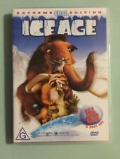 ICE AGE EXTREME COOL EDITION 2 DISC SET DVD  Get it Fast!