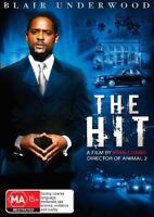 The Hit (DVD)  Blair Underwood Ryan Combs [Region 4] NEW/SEALED