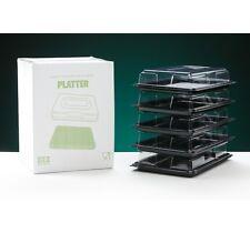 50x Small Buffet Catering Partyfood/Sandwich Platter Lids