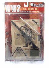 Twisting Toys - WWII US M1919 A6 Light Machine Gun - 1/6 Carded Set - 01006