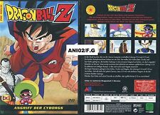 DVD - DBZ, Dragonball Z - The Movie, Film 7: Angriff der Cyborgs, Neu/Ovp