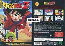 DVD - DBZ, Dragonball Z - The Movie, Film 7: Angriff der Cyborgs, Neu/Ovp