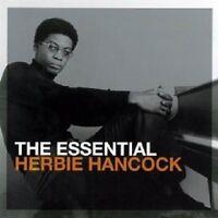"""HERBIE HANCOCK """"THE ESSENTIAL HERBIE HANCOCK"""" 2 CD NEU"""