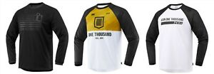 Icon Long Sleeve Jersey T-Shirt for Motorcycle Street Riding