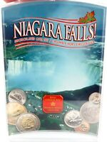 .1999 CANADA CANADIAN 7 COIN UNC SET.