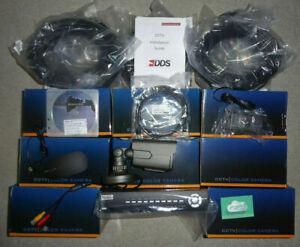 Long-Range HD Security System 8 Cameras Kit