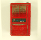 Motorola Minitor II fire pager low band VHF 33-47 MHz {FOR PARTS}