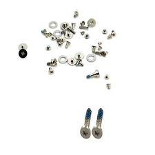 NEW 2x FULL REPLACEMENT SCREW SET + BOTTOM OUTER SCREWS FOR IPHONE 4