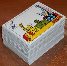 Marvel Avengers Silver Age 2015 ~ COMPLETE 100-CARD BASE SET