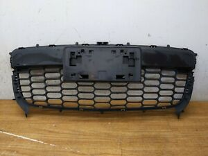 2007 08 MAZDA CX-7 FRONT LOWER BUMPER GRILLE GRILL COVER TRIM BLACK FACTORY OEM