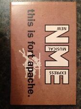 NME 'This Is Fort Apache' promotional cassette *RARE & DELETED*