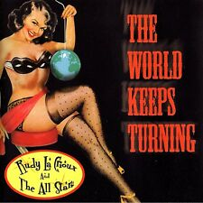 RUDY LA CROUX & THE ALL STARS...The World Keeps Turning