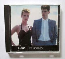 Ludus - The Damage - 2002 UK Compilation CD - LTM Records - LTMCD 2328  LIKE NEW