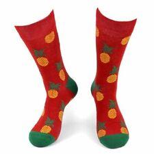 Men's Pineapple Fun Novelty Socks