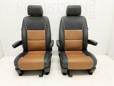 VW T5 GP Caravelle Multivan driver passenger captain seats Panamericana Leather