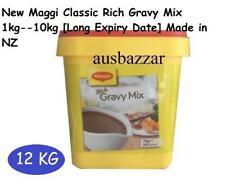 2kg MAGGI Rich Gravy Mix Classic (2x1kg Tub) Best Before 05 June 2019
