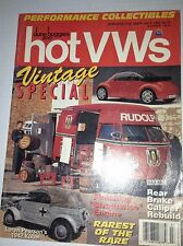 Dune Buggies And Hot VWs Magazine Rear Brake Caliper July 1994 041917nonrh